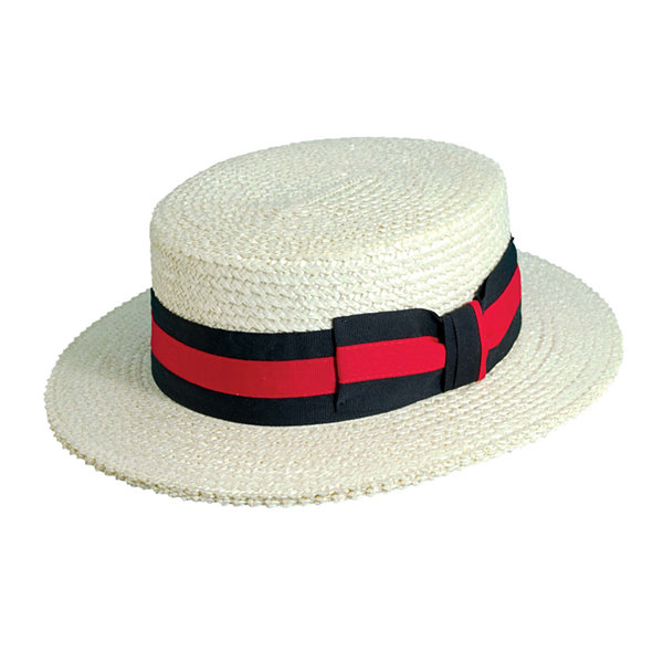 Scala™ Classico Straw Boater Hat