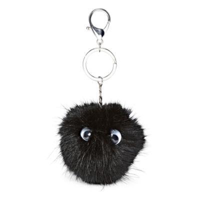 Pom Pom Critter Handbag Keychain Charm