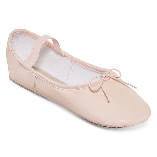 88849cd617fa3 Jacques Morét® Ballet Shoes - Girls - JCPenney