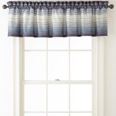 Studio™ Hudson Rod-Pocket Valance