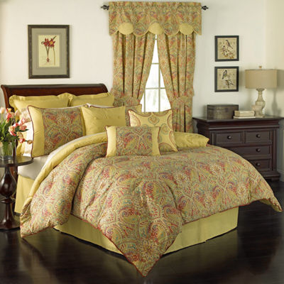 Waverly Swept Away 4-pc. Comforter Set & Accessories