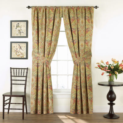 Waverly Set of 2 Curtain Panel