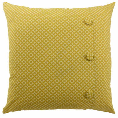 "Waverly Swept Away 20"" Square Decorative Pillow"