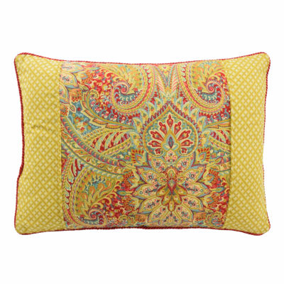 Waverly Swept Away Oblong Decorative Pillow