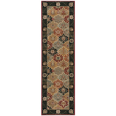 Nourison® Copper River Runner Rug