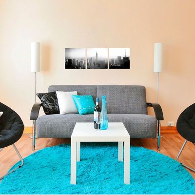 New York Panoramic Wall Decals