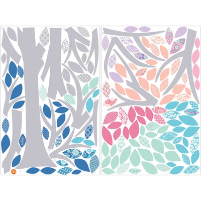 WallPops My Cherie Tree Super Wall Art Kit