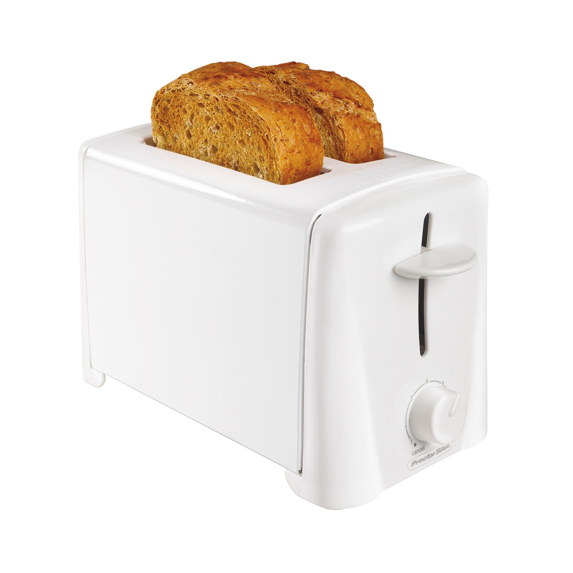 Proctor-Silex 2-Slice Toaster