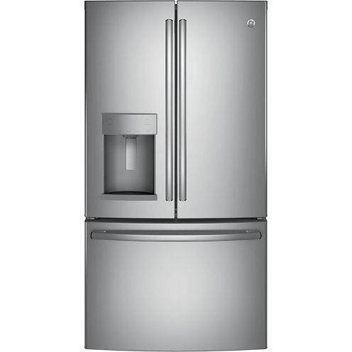 GE® Series ENERGY STAR® 27.8 cu. ft. French Door Refrigerator