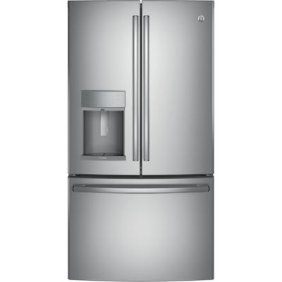 GE Profile™ Series ENERGY STAR® 27.8 cu. ft. French Door Refrigerator