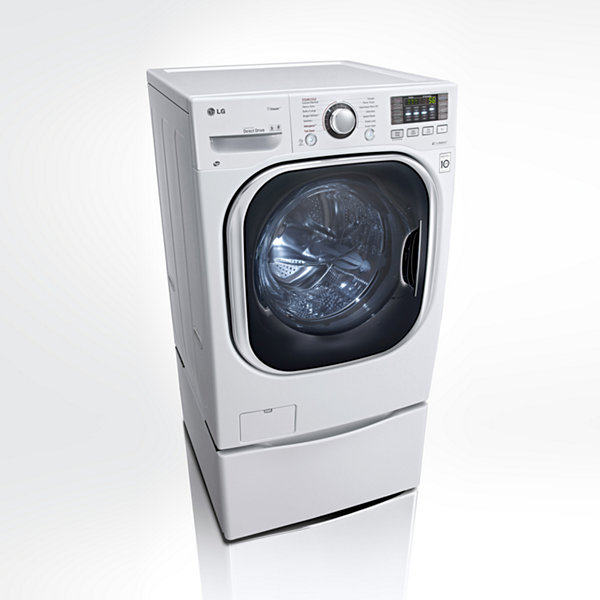 LG 4.3 cu. ft. High Efficiency Front Load Washer/Dryer Combo