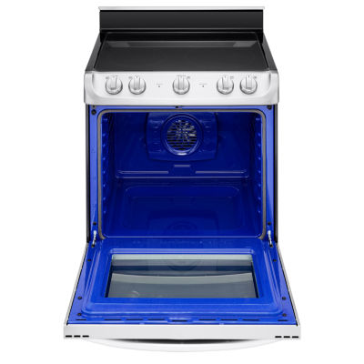 LG 6.3 cu. ft. Electric Single-Oven Range with ProBake Convection™ and EasyClean®