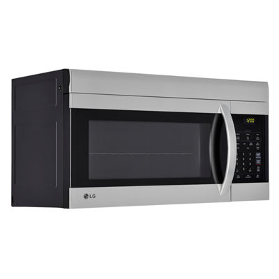LG 1.7 cu. ft. Over-the-Range Microwave Oven with EasyClean®