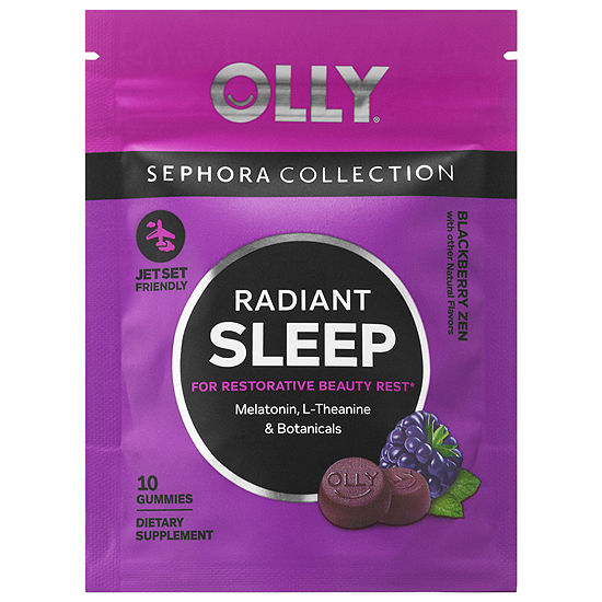 SEPHORA COLLECTION Sephora Collection x OLLY: Radiant Sleep Travel Size