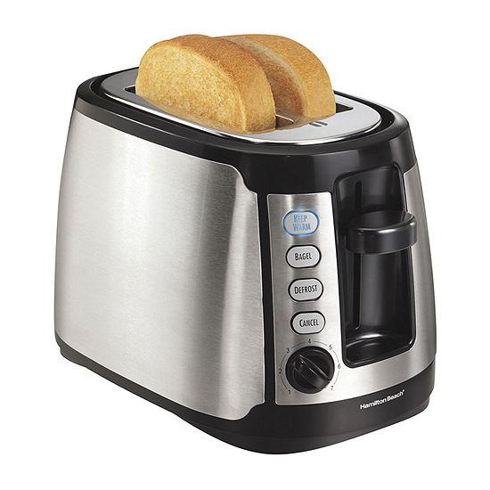 Hamilton Beach® 2-Slice Keep Warm Toaster