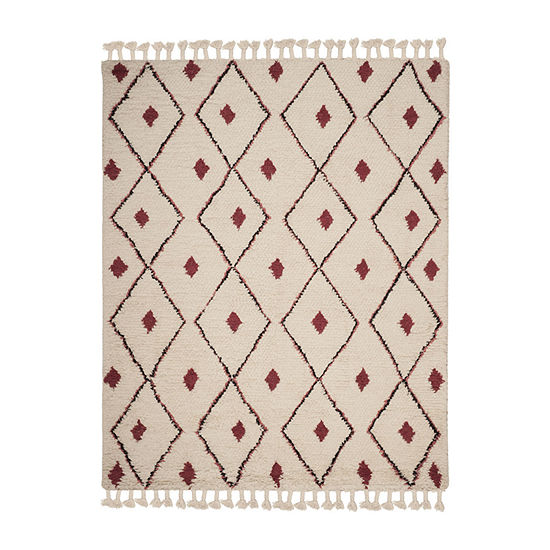 Safavieh Casablanca Collection Beckett Geometric Area Rug