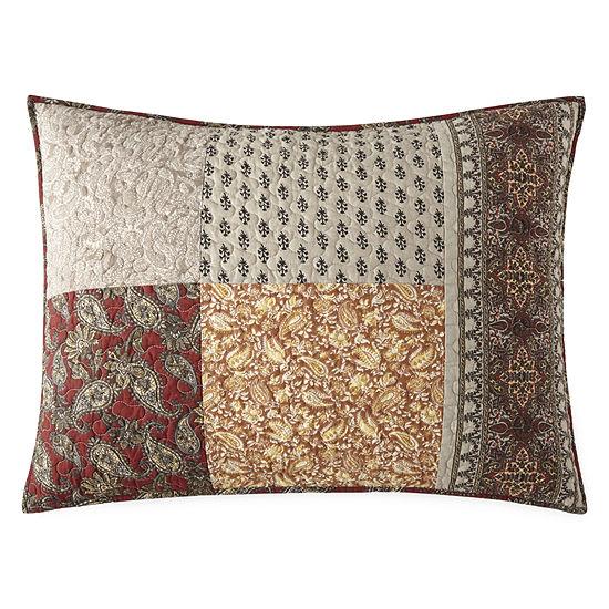 JCPenney Home Miranda Pillow Sham