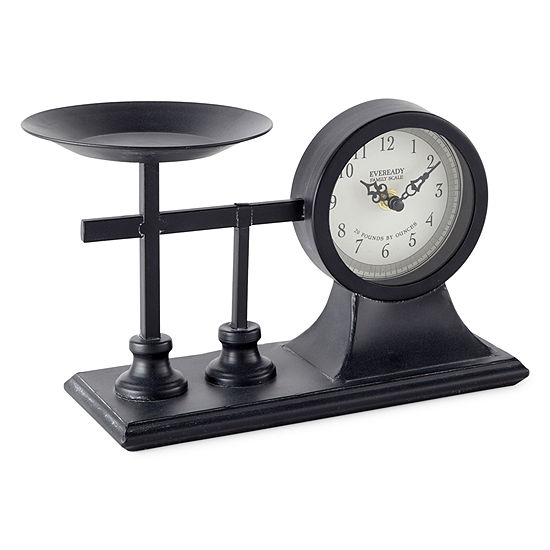 JCPenney Home Metal Scale Tabletop Decor