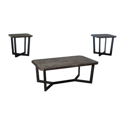Simmons Casegoods Miller Coffee Table Set