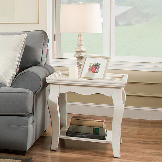 Simmons Casegoods Province End Table