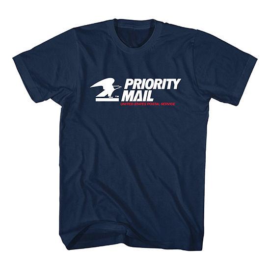 Mens Usps Graphic T Shirt