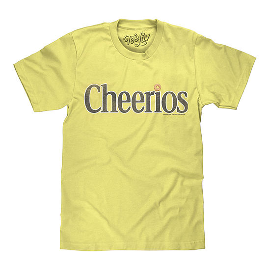 Mens Cheerios Graphic T-Shirt