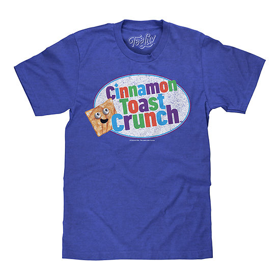 Mens Cinnamon Toast Crunch Graphic T-Shirt