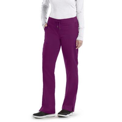 Grey's Anatomy Professional Wear By Barco 4277 Womens Scrub Pants-Tall