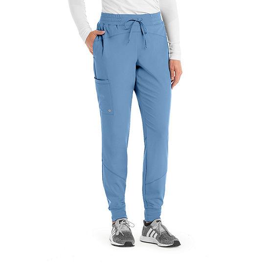 Barco One Womens Bop513 3pkt Jogger Scrub Pants