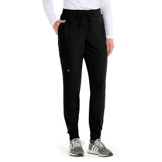 Barco® One™ BOP513 Women's 3-Pocket Jogger Scrub Pants - Petite