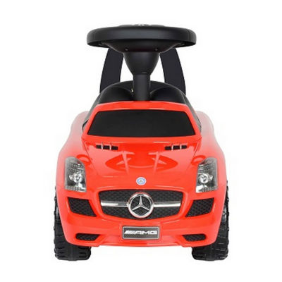 Best Ride On Cars Mercedes Push Ride-On Car