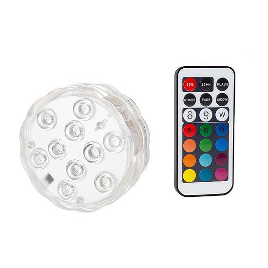 Lavish Home Waterproof 10-pc. Tea Lights