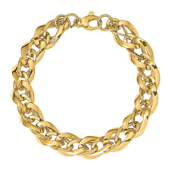 14K Gold 7.5 Inch Link Bracelet