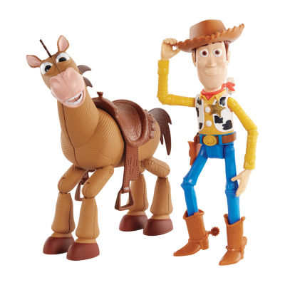 Disney Collection Disney Pixar Toy Story Woody And Bullseye Adventure Pack