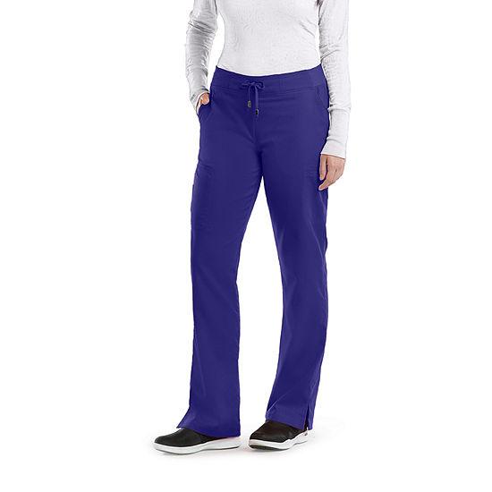 Grey's Anatomy Professional Wear By Barco 4277 Womens Scrub Pants-Petite