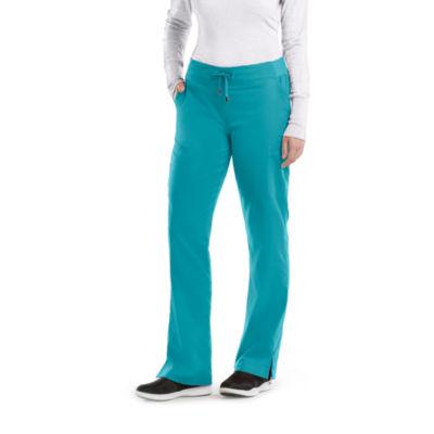 Grey's Anatomy Professional Wear By Barco 4277 Womens Scrub Pants-Plus