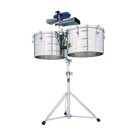 "LP Latin Percussion Tito Puente Series Thunder Timbales - 15"" and 16"""