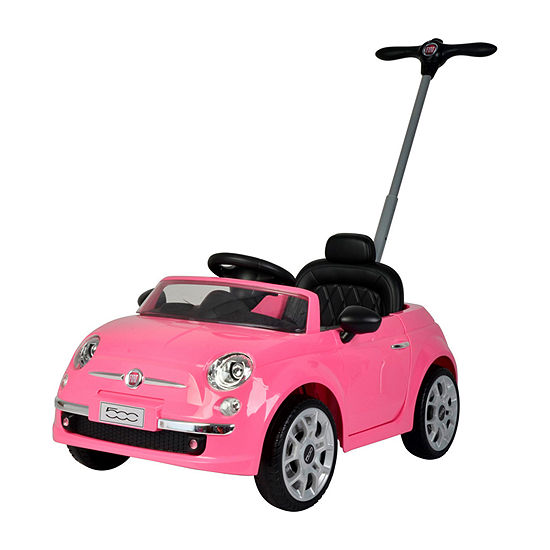 Best Ride On Cars Fiat Push Car