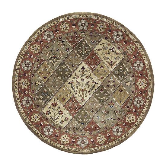 Kaleen Mystic Canterburg Hand-Tufted Wool Rug