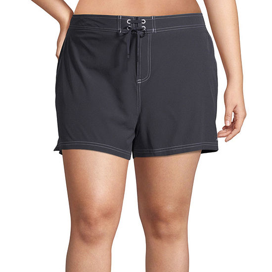 Zeroxposur Board Shorts Swimsuit Bottom Plus