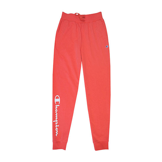 Champion Girls Authentic Jogger Jogger Pant - Big Kid