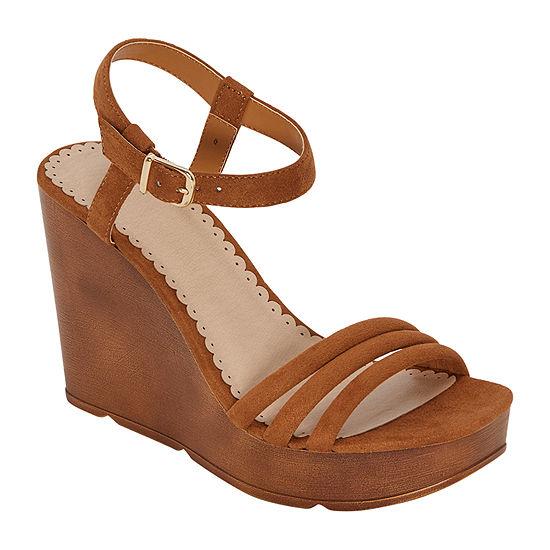 Zigi Soho Womens Nilana Wedge Sandals