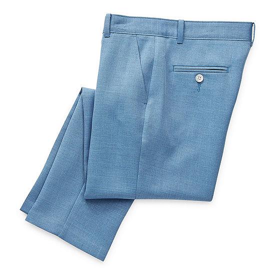 Van Heusen Flex Little & Big Boys Husky Suit Pants