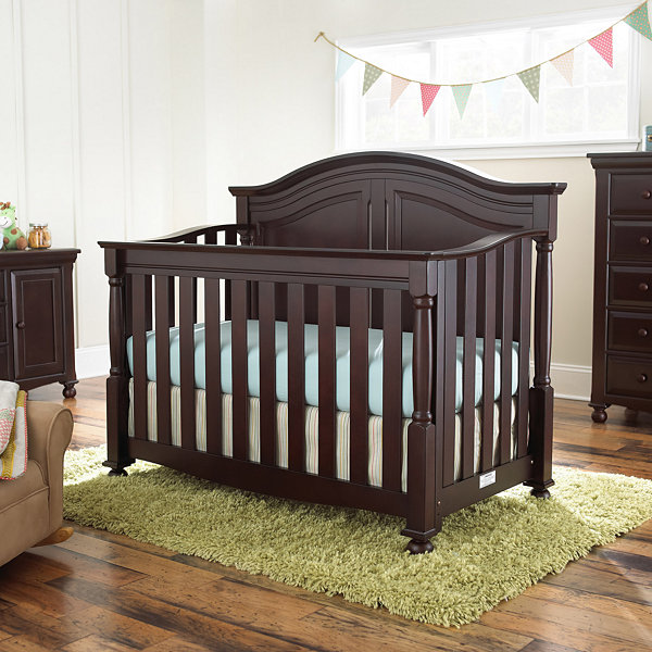 Bedford Baby Monterey 3 Pc. Baby Furniture Set   Chocolate