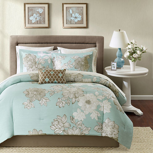 Madison Park Brady Complete Bedding Set with Sheets
