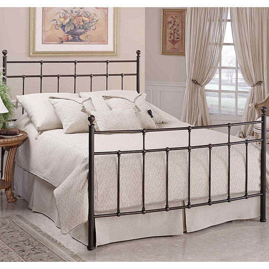 Jacob Metal Bed or Headboard