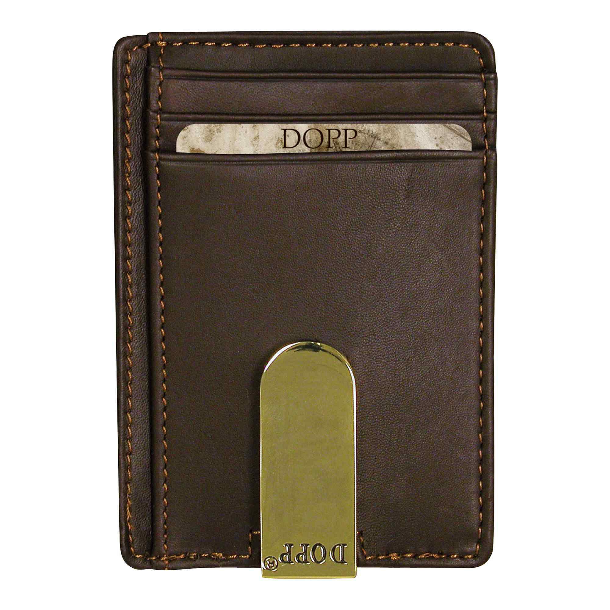 Dopp Regatta Front Pocket Money Clip