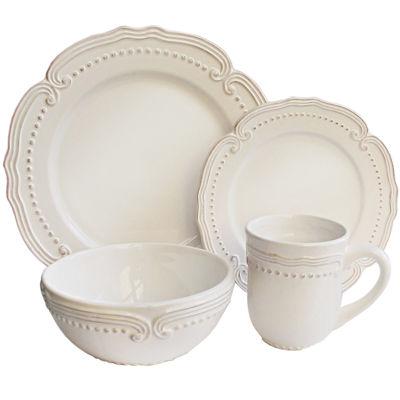 American Atelier Victoria 16-pc. Dinnerware Set