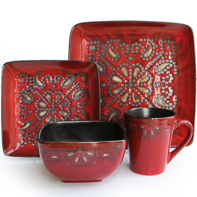 American Atelier 16-pc. Dinnerware Set