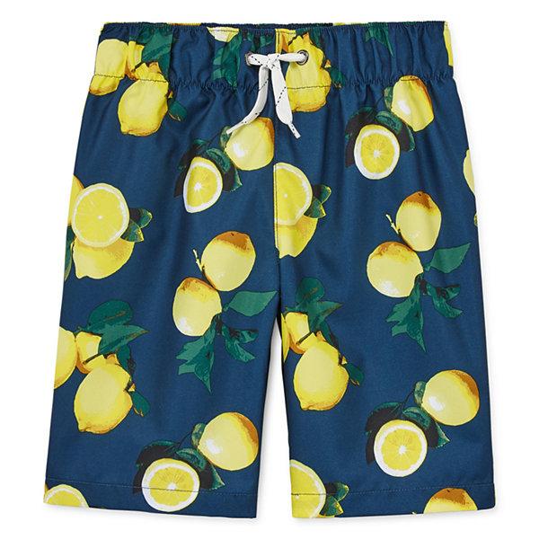 2d04a475cace City Streets Lemon Party Family Swim - JCPenney
